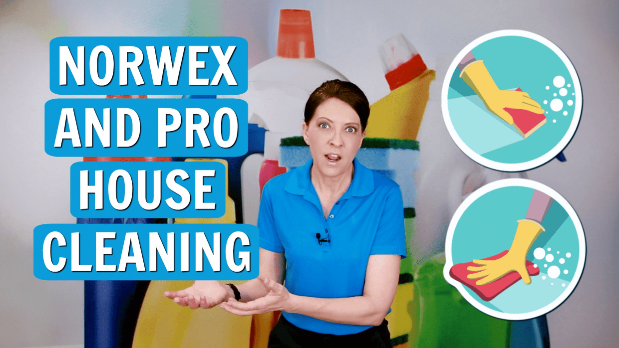 Norwex for Professional Cleaning, Angela Brown, Savvy Cleaner
