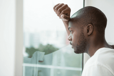 Big Mistakes House Cleaners Make 19-21, Man Looking Out Window
