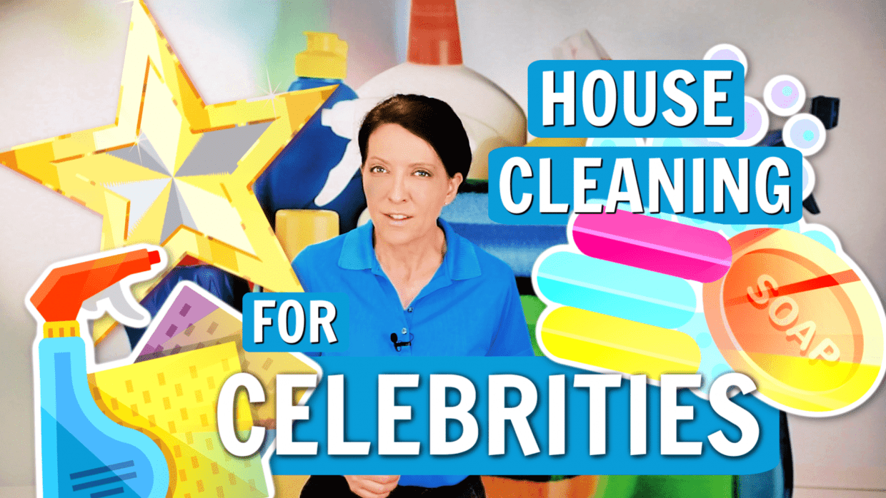 907 What I Learned From Cleaning For Celebrities, Angela Brown, Savvy Cleaner