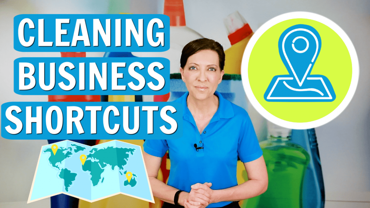 Cleaning Business Shortcuts, Angela Brown, Savvy Cleaner