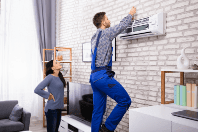 Pay it Forward, Air Conditioning Repair