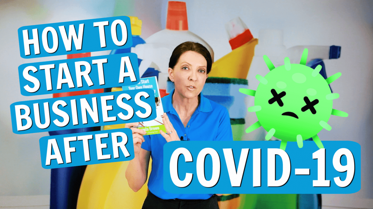 How to Start a Cleaning Business After COVID, Angela Brown, Savvy Cleaner