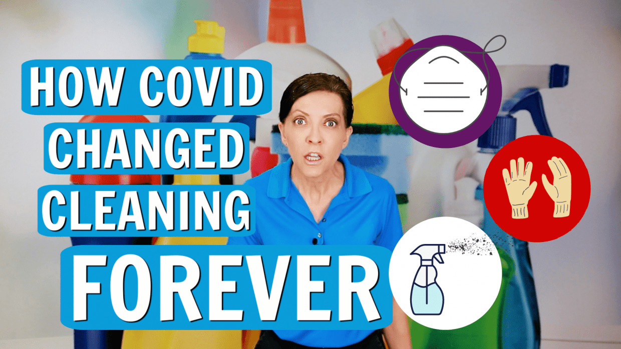How COVID Changed House Cleaning Forever, Angela Brown, Savvy Cleaner