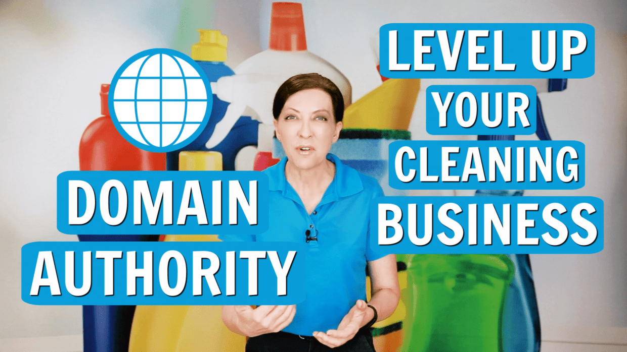 Domain Authority and Why it Matters to House Cleaners, Angela Brown, Savvy Cleaner