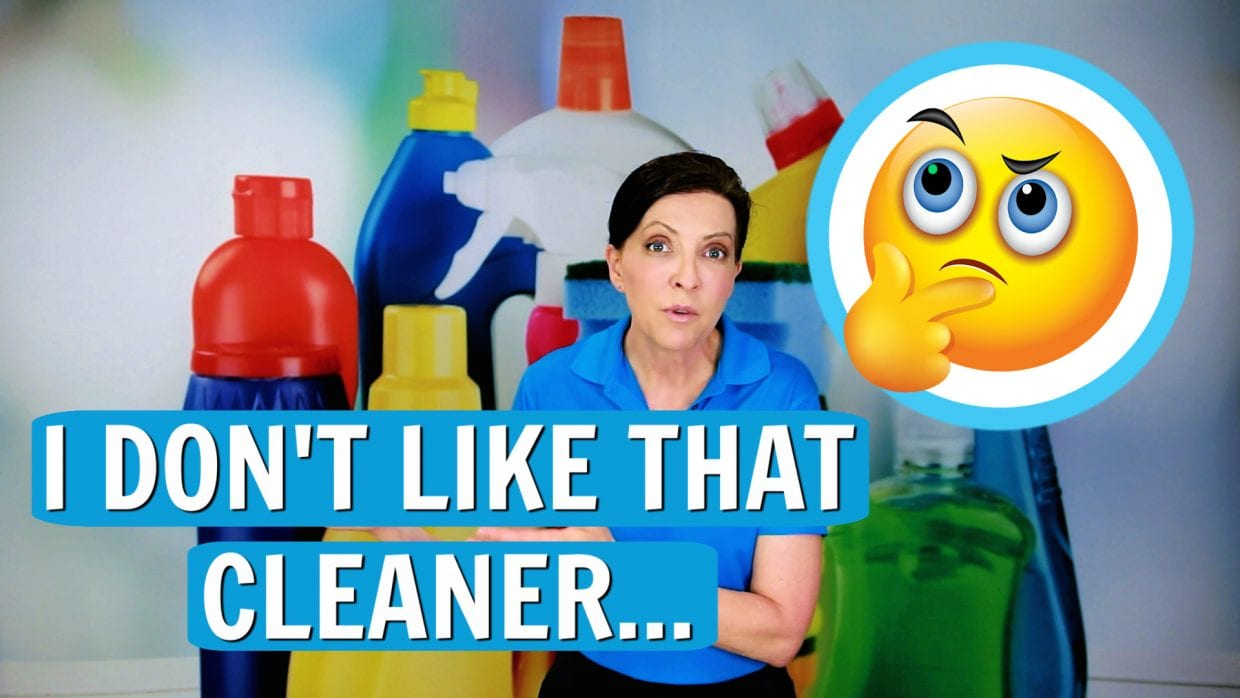 House Cleaner Makes Me Uncomfortable, Featured Image