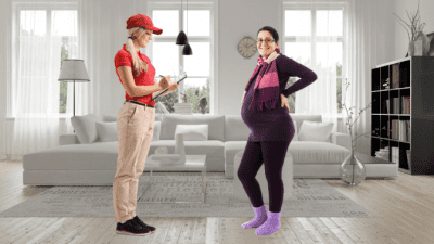 Price Increase Due to Age, Walkthrough with Pregnant Woman