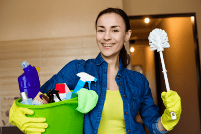 How to Clean Stairs, House Cleaner