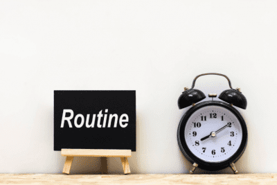 The Secret Behind Checklists, Routine and Clock