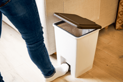 The Secret Behind Checklists, Trash Bin