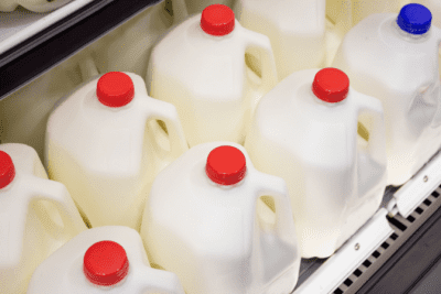 Too Much Competition, Gallons of Milk