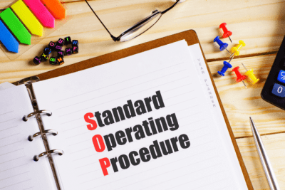 Too Much Competition, Standard Operating Procedures