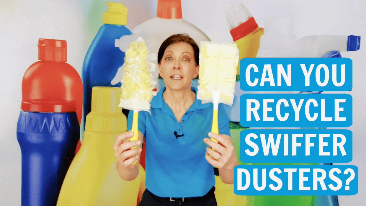 Wash and Recycle Swiffer Dusters Angela Brown Savvy Cleaner