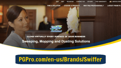Wash and Recycle a Swiffer Duster, P&G Website Screenshot2