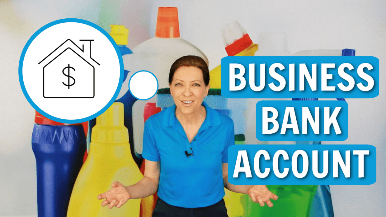 Business Bank Account Angela Brown Ask a House Cleaner