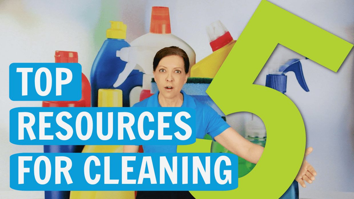 Resources for Cleaning Angela Brown Ask a House Cleaner
