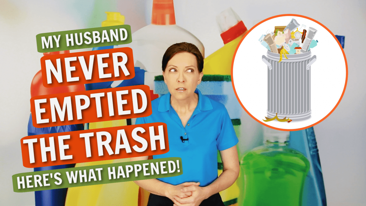 Never Emptied The Trash Angela Brown Ask a House Cleaner