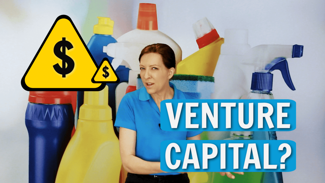 Venture Capital Angela Brown Ask a House Cleaner