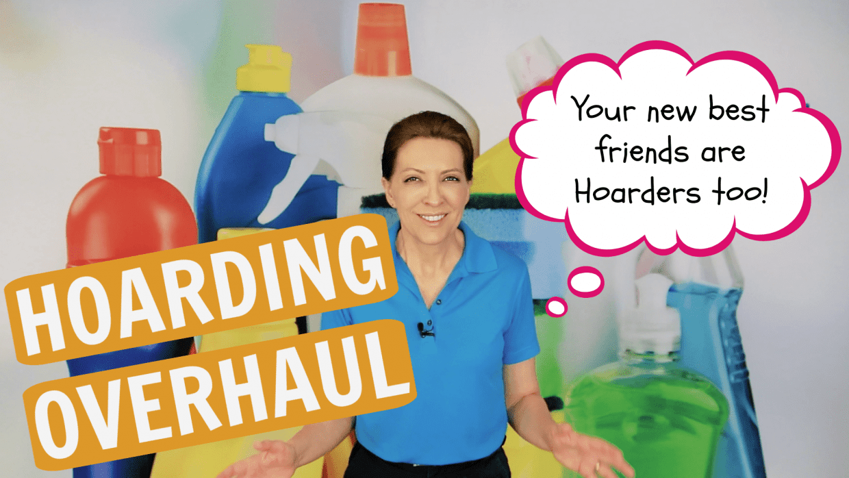 Hoarding Overhaul Angela Brown Ask a House Cleaner