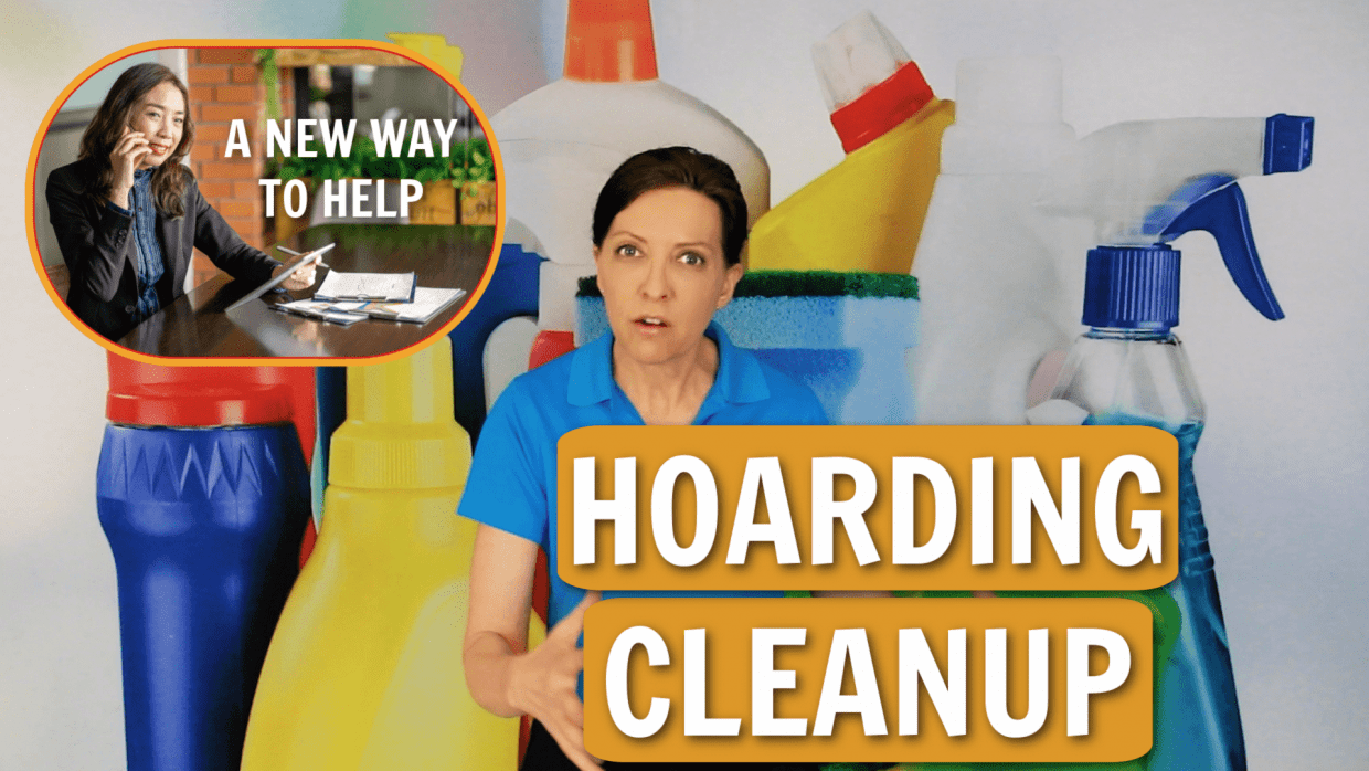 Hoarding Cleanup A New Way to Help Angela Brown Ask a House Cleaner