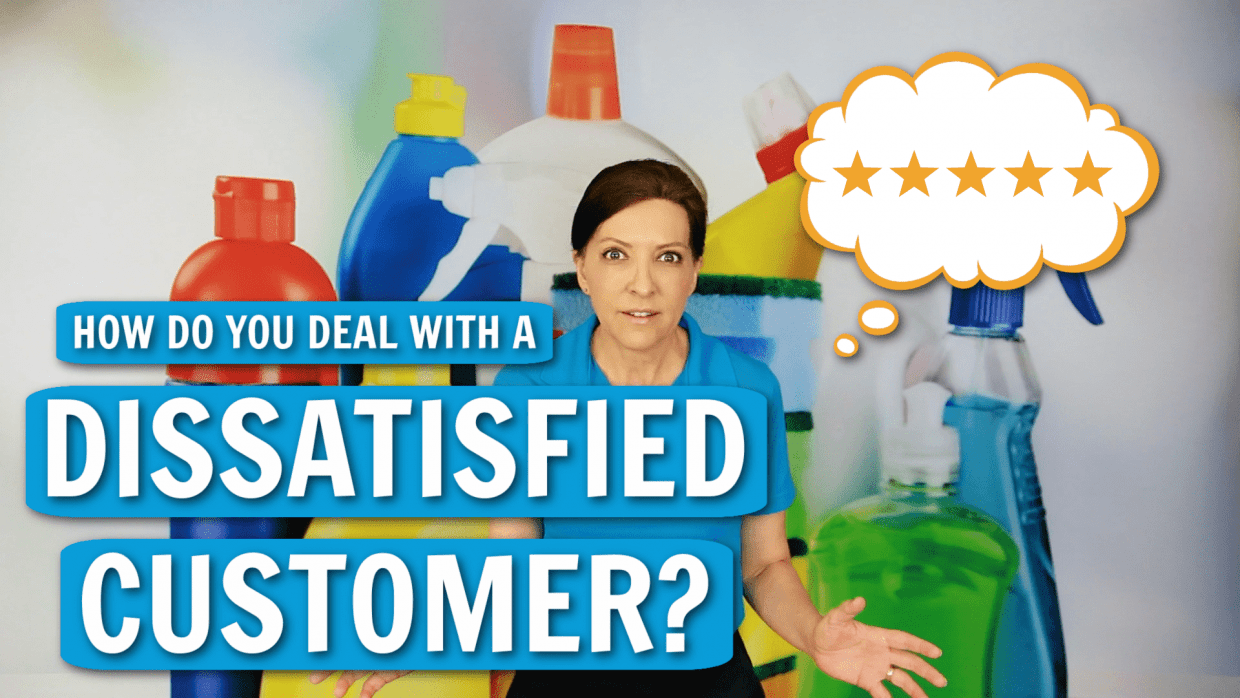 Dissatisfied Customer Angela Brown Ask a House Cleaner