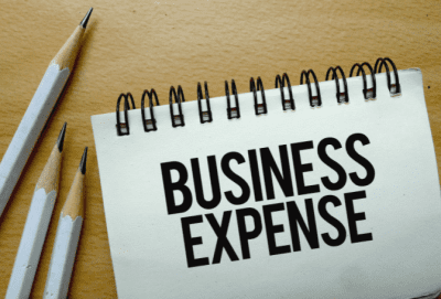 Becoming a Boss, Business Expense