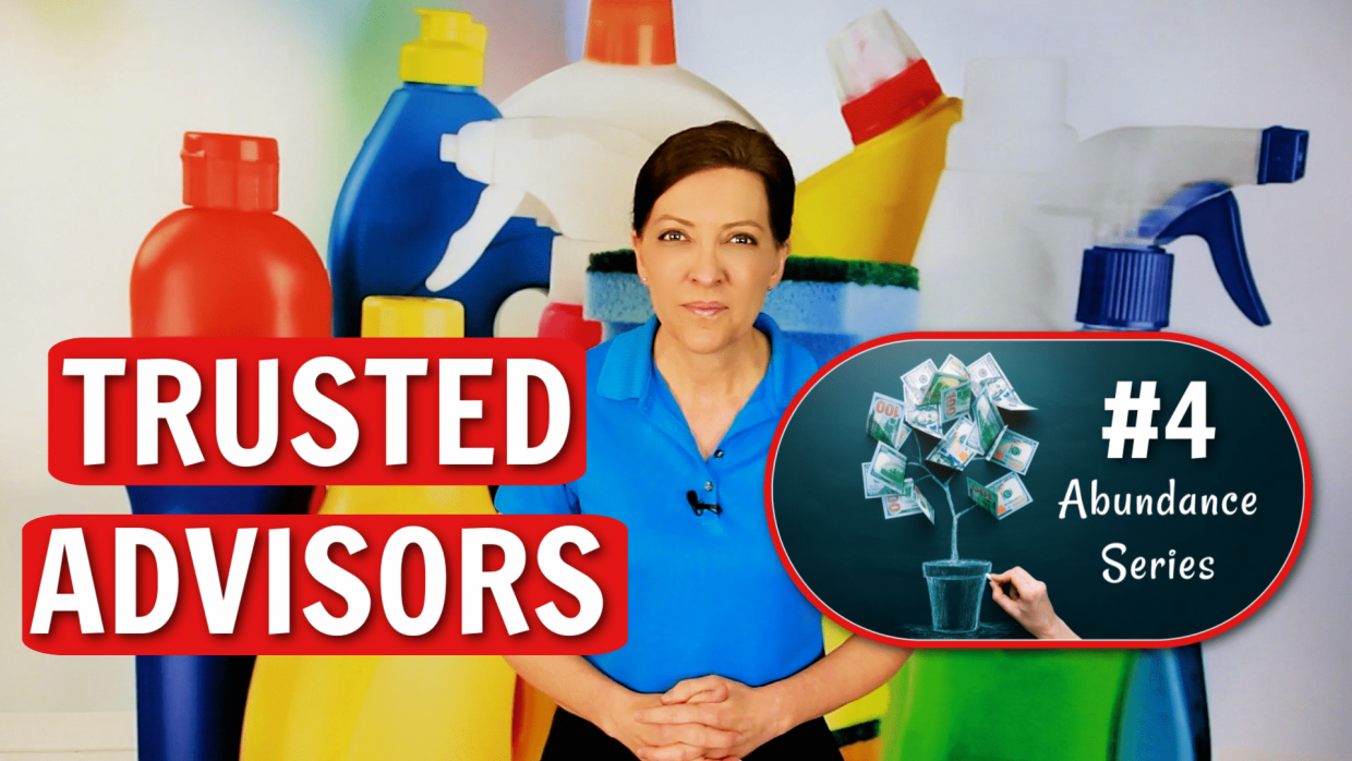 Trusted Advisors Angela Brown Ask a House Cleaner