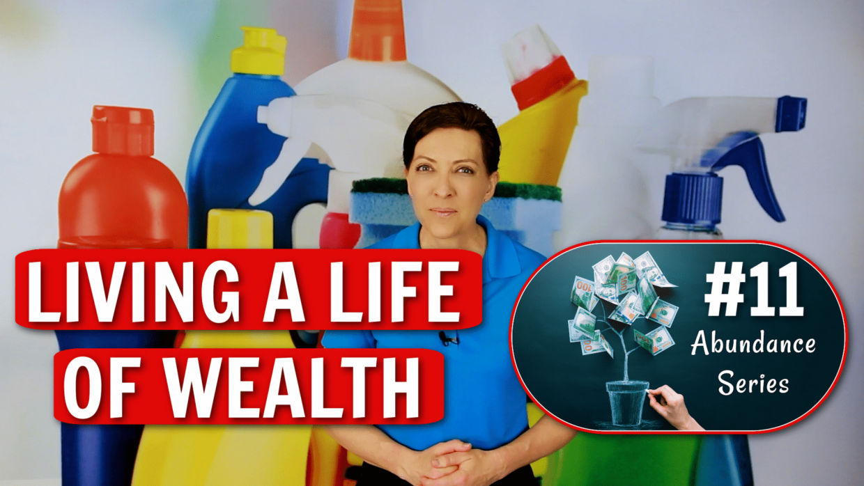 Living a Life of Wealth Angela Brown Ask a House Cleaner