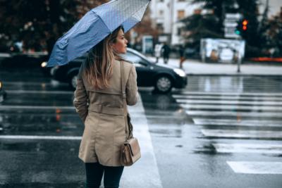 Abundance, Walking in Rain