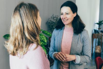 Notice to Raise Rates, Women Talking