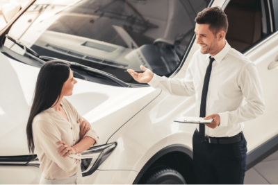 Organize Your Cleaning Car, Car Dealership