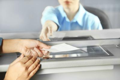 Trusted Advisors, Cashing Check