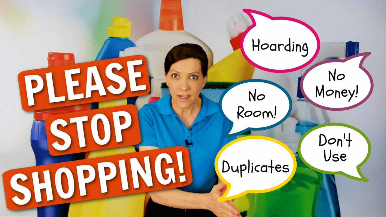Stop Shopping Angela Brown Ask a House Cleaner