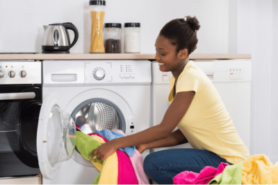 Charge for Light Housekeeping, Doing Laundry