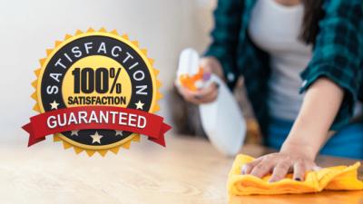 Customer Won't Pay, Satisfaction Guarantee