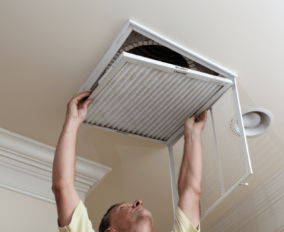 Housekeeping House Cleaning, Changing Air Filters
