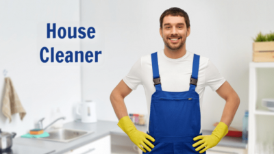 Housekeeping House Cleaning, Cleaner, House Cleaner