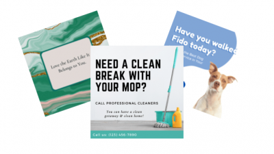 How Do I Stop Shopping, Canva Quick Posts