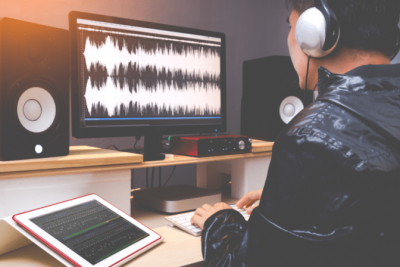 How Soon Can I Hire, Audio Technician