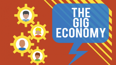 How Soon Can I Hire, Gig Economy