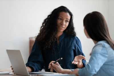 Partnerships Don't Work, Women Talk