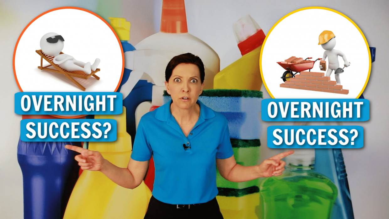 Overnight Success Angela Brown Ask a House Cleaner