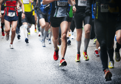 Overnight Success, Runners in Race