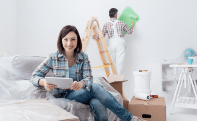 Reviews When You Are New, Woman and Painter