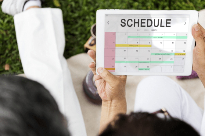 World's Greatest Cancellation Policy, Busy Schedule