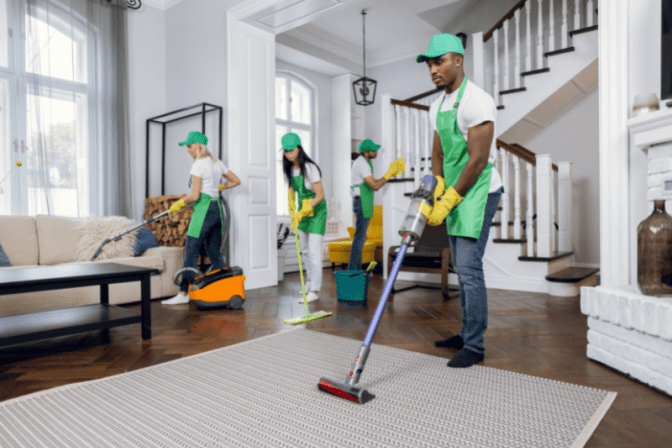 Explode Your Cleaning Business, House Cleaners